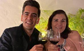Pedro Fernandes Tem encontro com Dolores Aveiro e mete Cristiano Ronaldo ao barulho