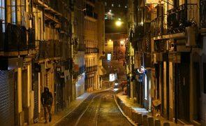 Covid-19: Circulação entre concelhos proibida no ano novo mas pode-se estar na rua até às 02:00