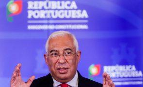 António Costa testa negativo à covid-19