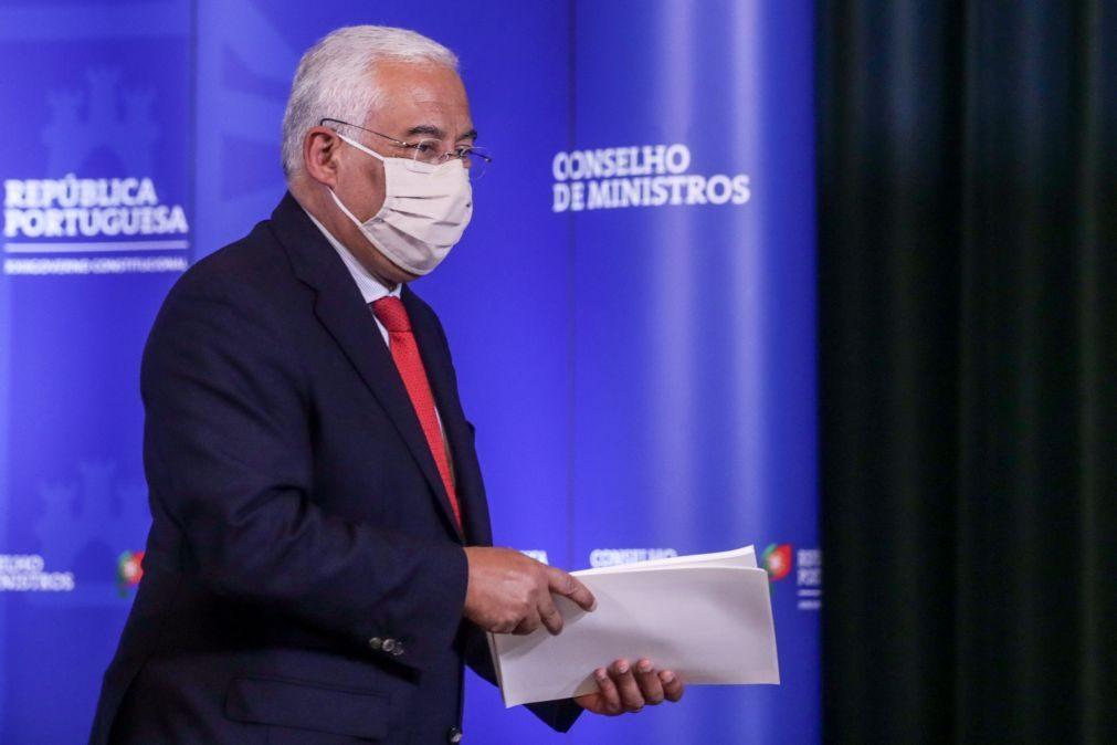 Covid-19: Medidas de prevenção em vigor até 60 a 70% da população estar vacinada - Costa