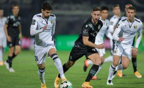 Sporting empata em Famalicão e interrompe série de cinco triunfos na I Liga [vídeo]