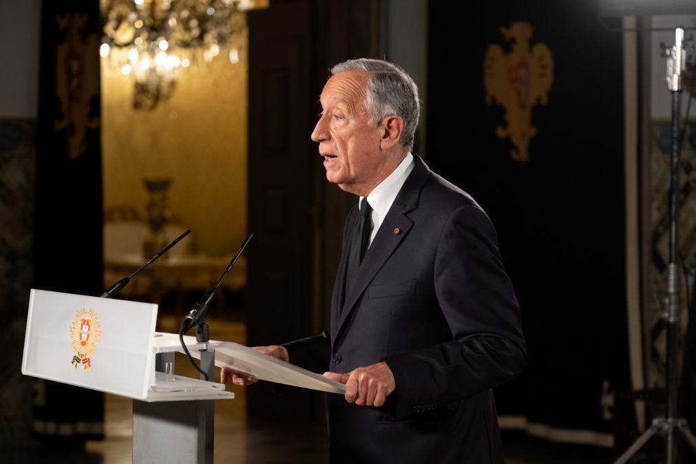 Presidente da República veta diploma que altera regras de contratação pública