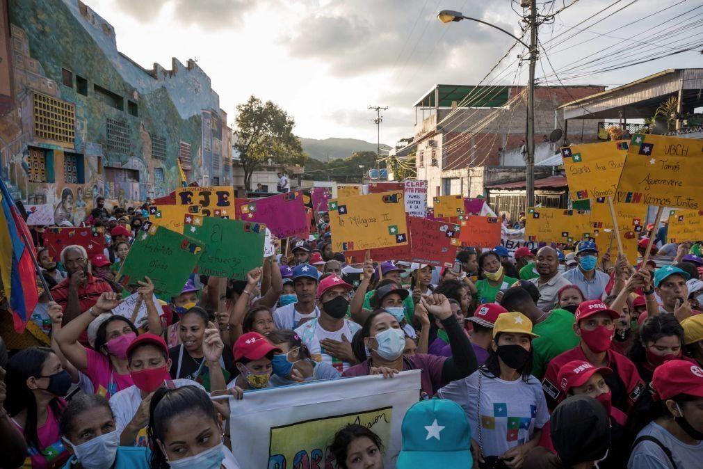 Venezuela/Eleições: Venezuelanos votam hoje para renovar o parlamento