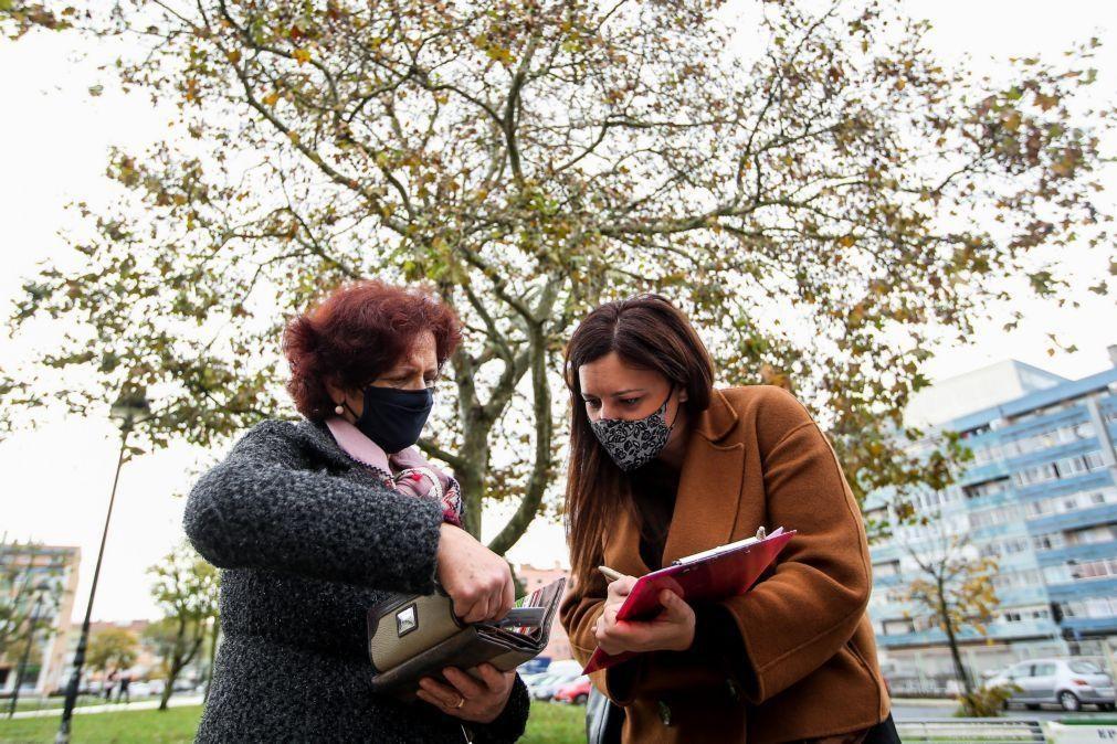 Marisa Matias promete campanha eleitoral rigorosa no cumprimento das regras sanitárias