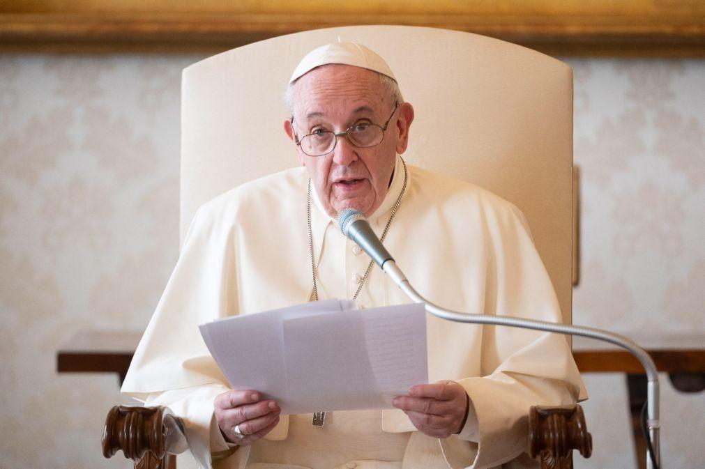 Papa Francisco doa 100 mil euros para apoiar deslocados de Cabo Delgado, Moçambique