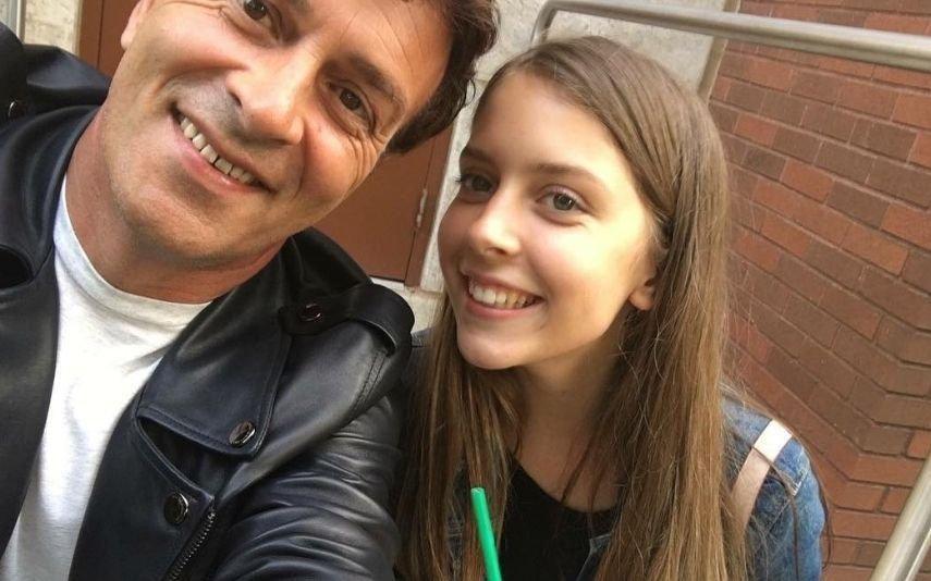 A música que Tony Carreira escreveu para a filha: