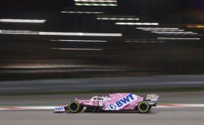 Sérgio Perez vence GP de Sakhir de Fórmula 1 e conquista primeira vitória da carreira
