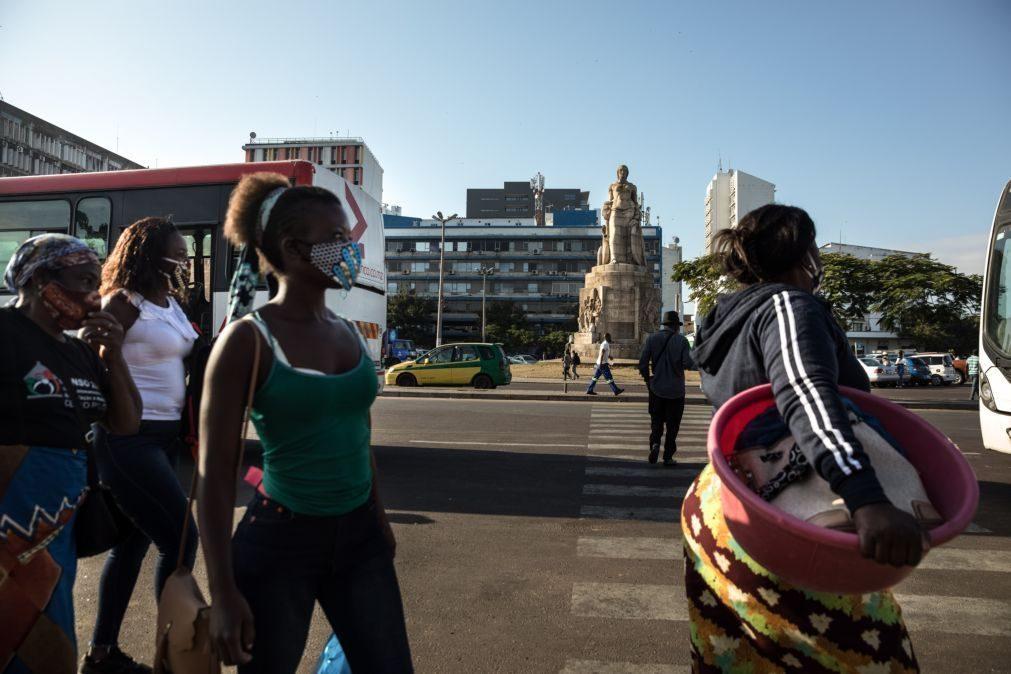 Covid-19: Mais 111 casos em Moçambique, sem mortes pelo segundo dia consecutivo