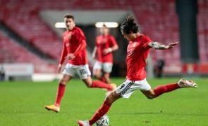Benfica vence Paços de Ferreira com golo nos descontos [veja os golos]