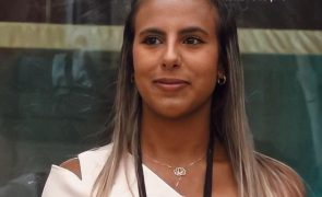 Joana do Big Brother foi expulsa da casa