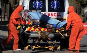 Covid-19: México com mais 261 mortos e 7.455 casos