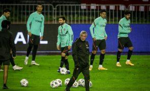 Portugal conhece adversários no apuramento para o Mundial no Qatar