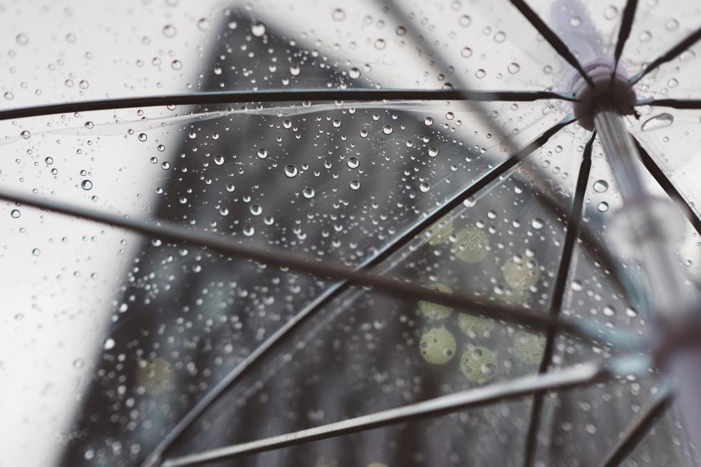 Meteorologia: Tempo de chuva e aguaceiros para hoje
