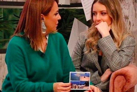 Tânia Ribas de Oliveira faz emotiva homenagem à família Carreira