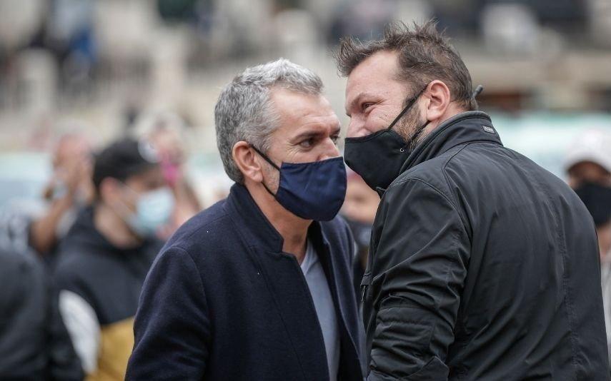 Ljubomir Stanisic ameaça nova greve de fome caso Governo não tome medidas