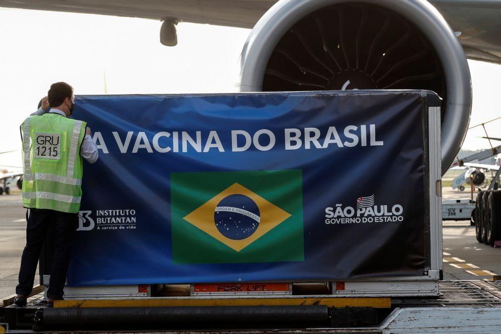 Covid-19: Estado mais populoso do Brasil anuncia vacinação a partir de 25 de janeiro