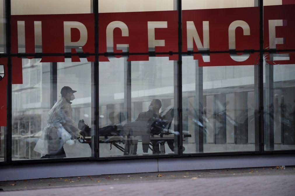 Covid-19: França registou 366 mortos nas últimas 24 horas
