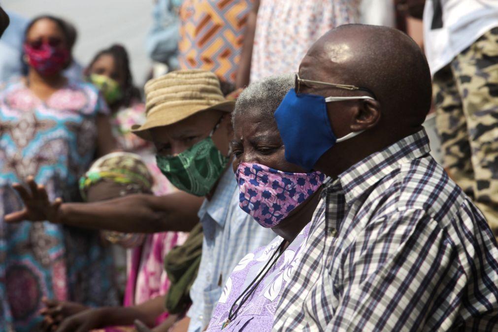 Covid-19: Angola reporta 57 novos casos e mais 15 recuperados