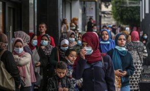 Covid-19: Faixa de Gaza recebe da OMS 'kits' de testes e retoma rastreios