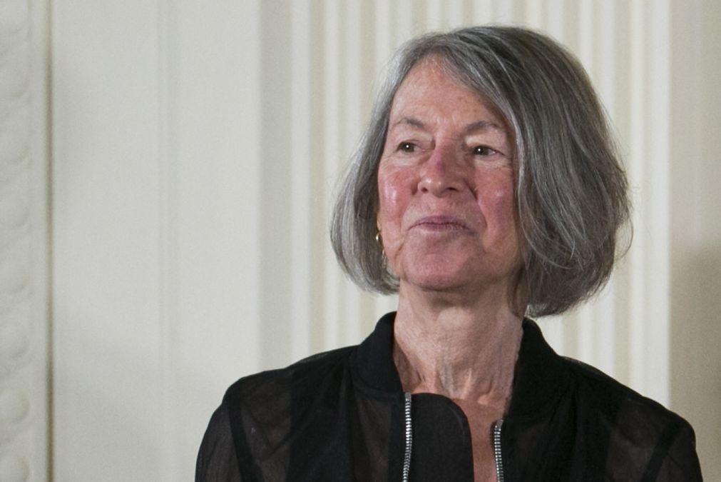 Louise Gluck confessa
