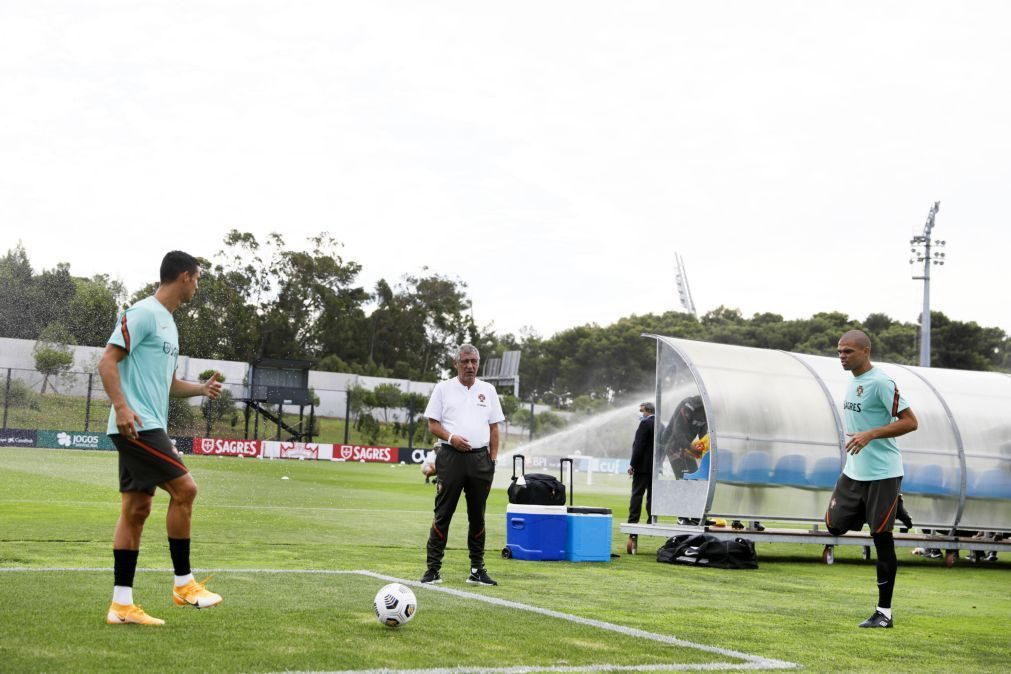 Favoritismo luso em grupo sem 'segredos' no apuramento para o Mundial2022