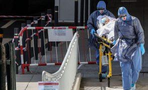 Covid-19: Madeira com 257 infeções ativas e 17 doentes hospitalizados