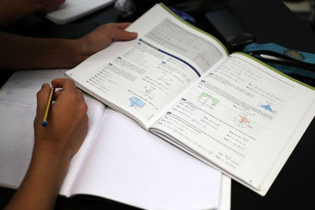 Governo prepara-se para introduzir mudanças de forma gradual em Matemática