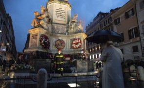 Covid-19: Papa Francisco fez homenagem privada à Imaculada Conceição devido à pandemia