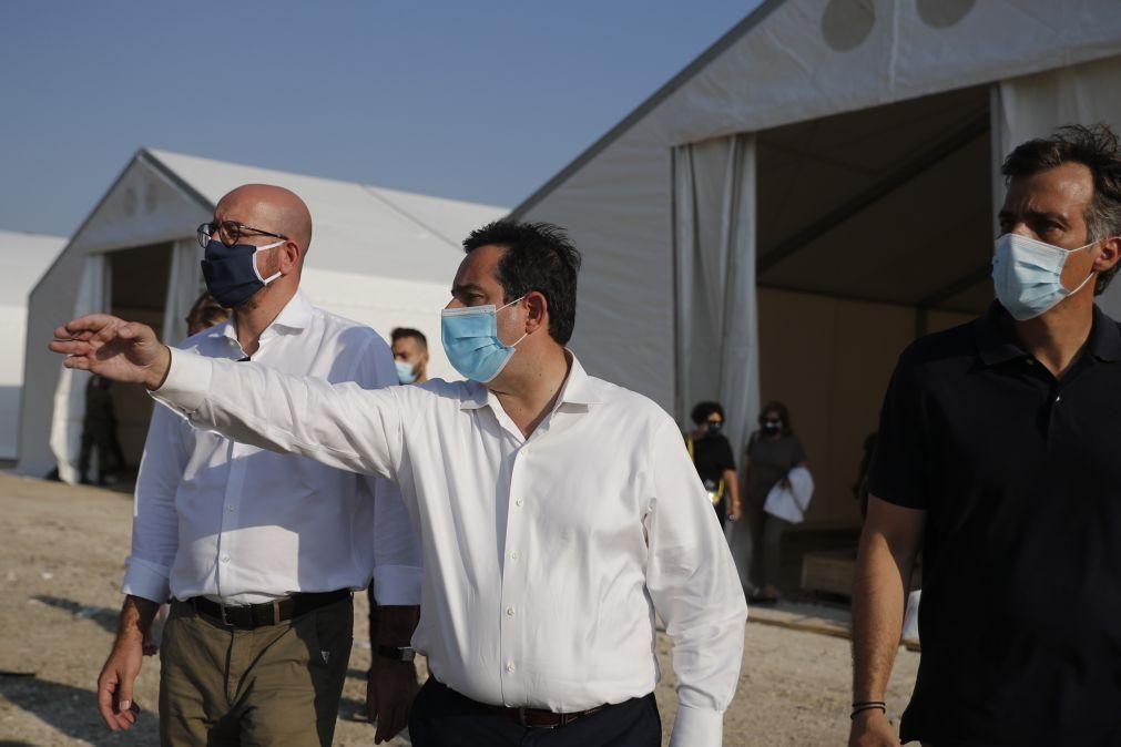 Ministro grego acusa Turquia e ONG de promoverem entrada ilegal de migrantes