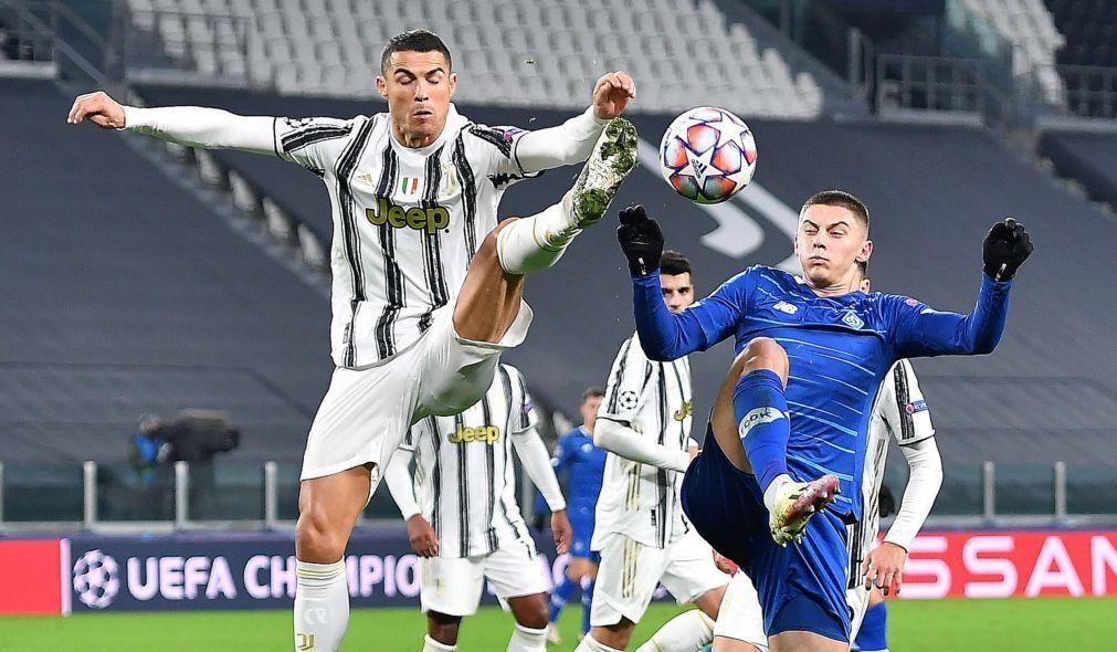 Cristiano Ronaldo candidato a jogador do ano e do século nos Globe Soccer Awards