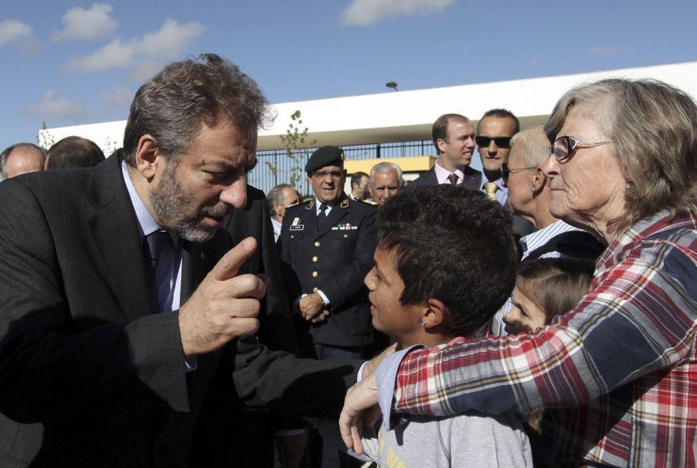 Ex-ministro Nuno Crato lamenta