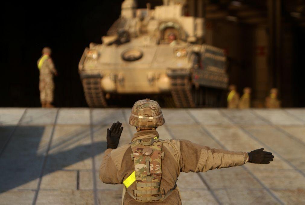 Exército dos EUA demite ou suspende 14 militares de Fort Hood devido a atos de violência
