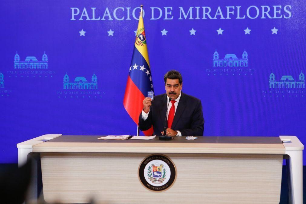 Maduro acusa homólogo colombiano de planear o seu assassinato durante as eleições venezuelanas