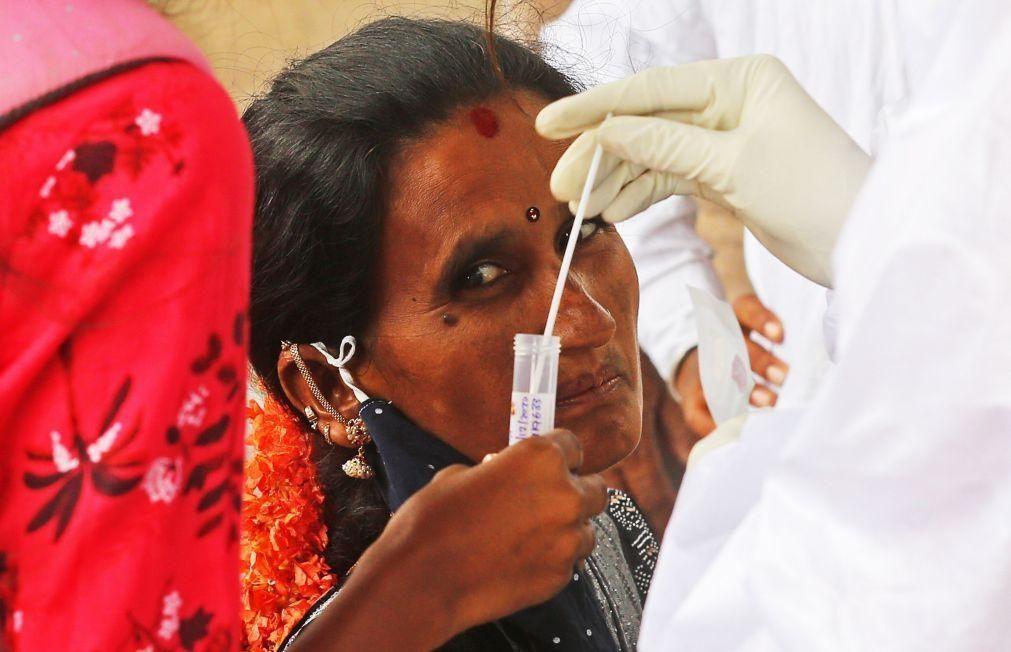Covid-19: Índia com 402 mortos e 32.080 casos nas últimas 24 horas
