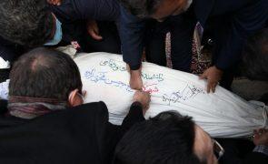 Irão diz ter detido pessoas envolvidas no assassínio de cientista nuclear
