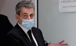 Ministério Público pede quatro anos de prisão para Nicolas Sarkozy