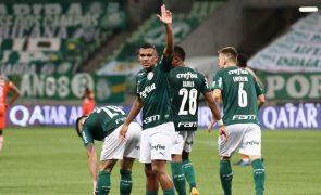 Palmeiras de Abel Ferreira empata no Paraguai nos quartos de final da Libertadores