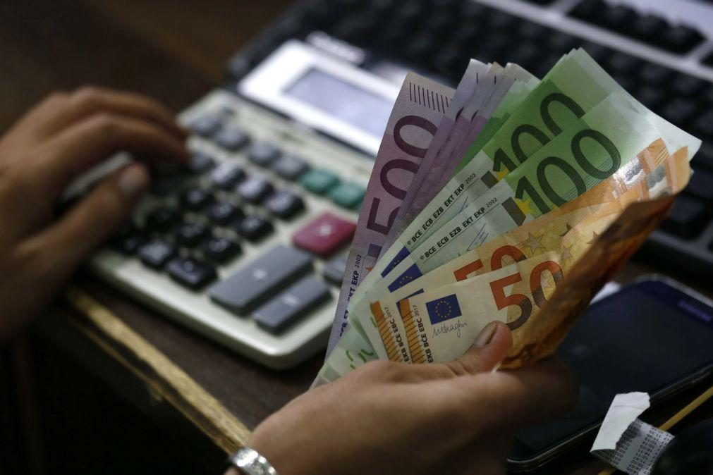 Taxas Euribor caem para novos mínimos a três, seis e 12 meses
