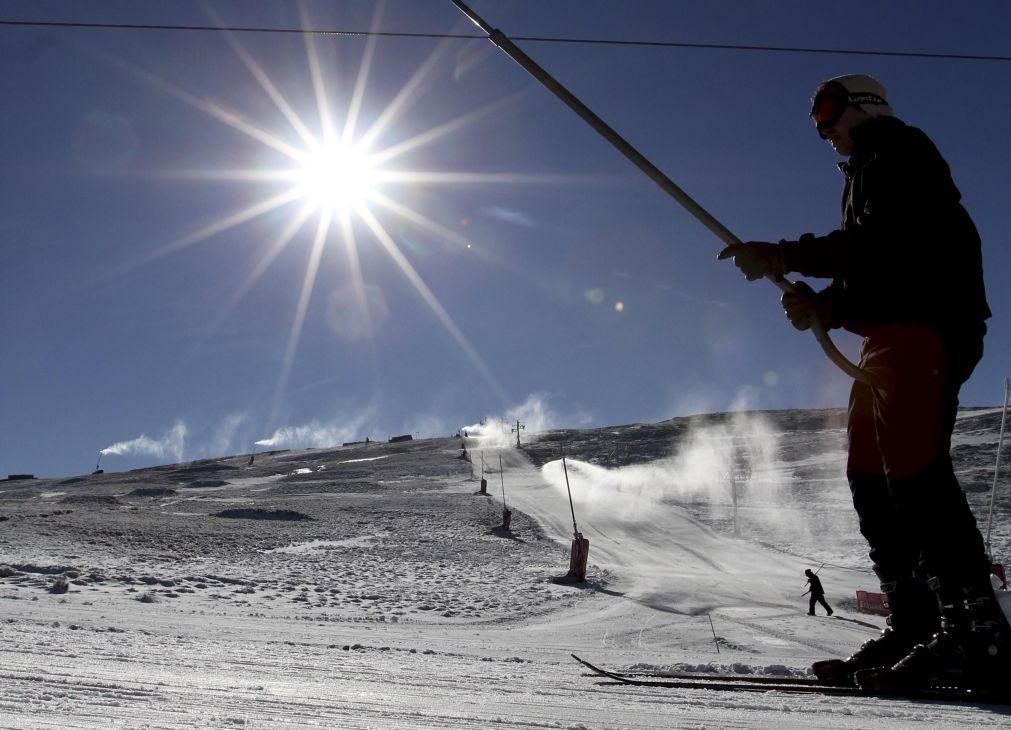 Estância de Esqui da Serra da Estrela reabre com novas regras