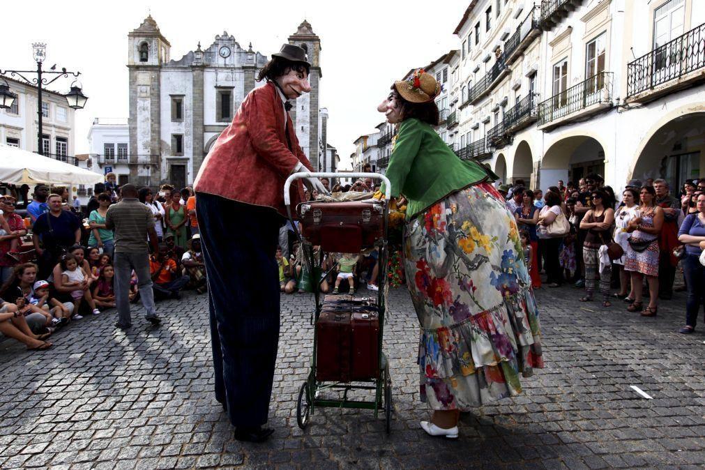 Bienal de Marionetas de Évora regressa em junho de 2021 com quase 20 companhias