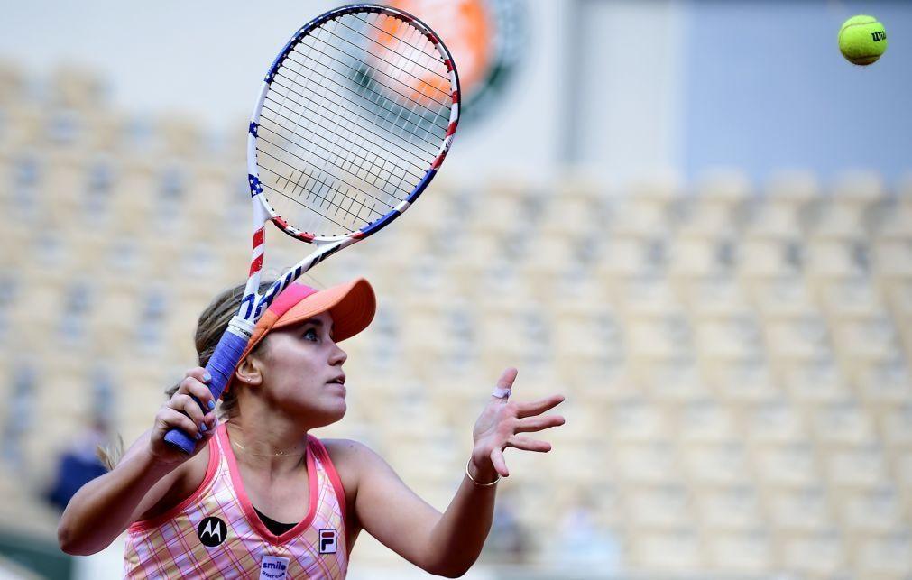 Norte-americana Sofia Kenin distinguida pela WTA como tenista do ano