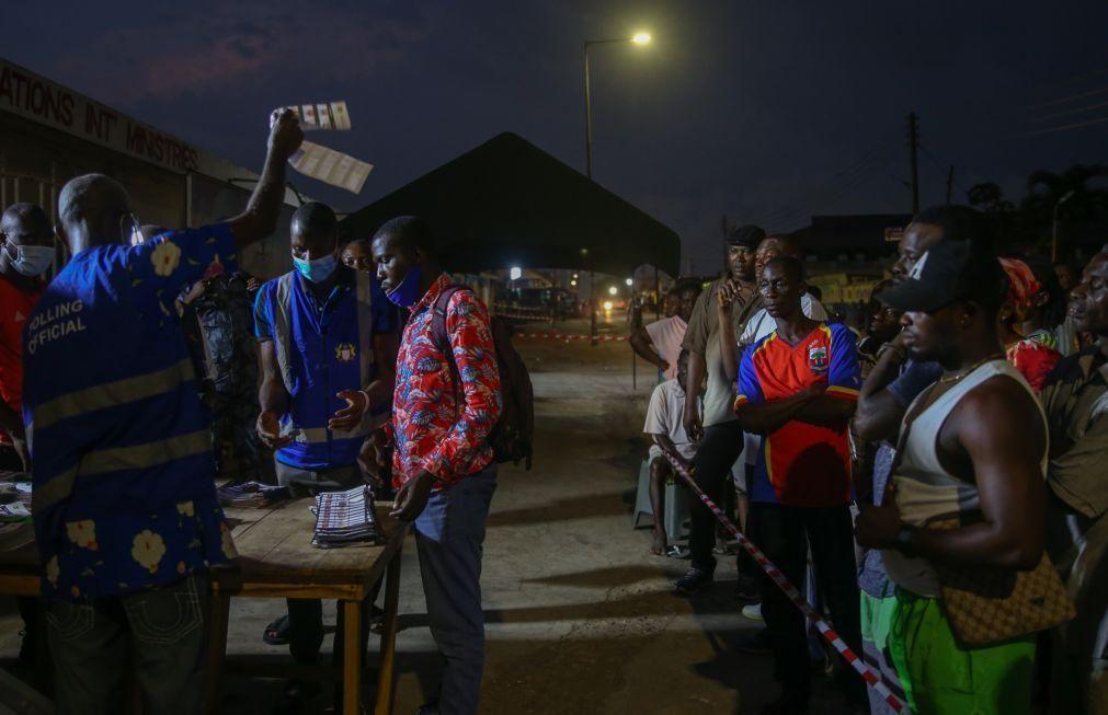 Cinco mortos e 17 feridos em incidentes de violência pós-eleitoral no Gana