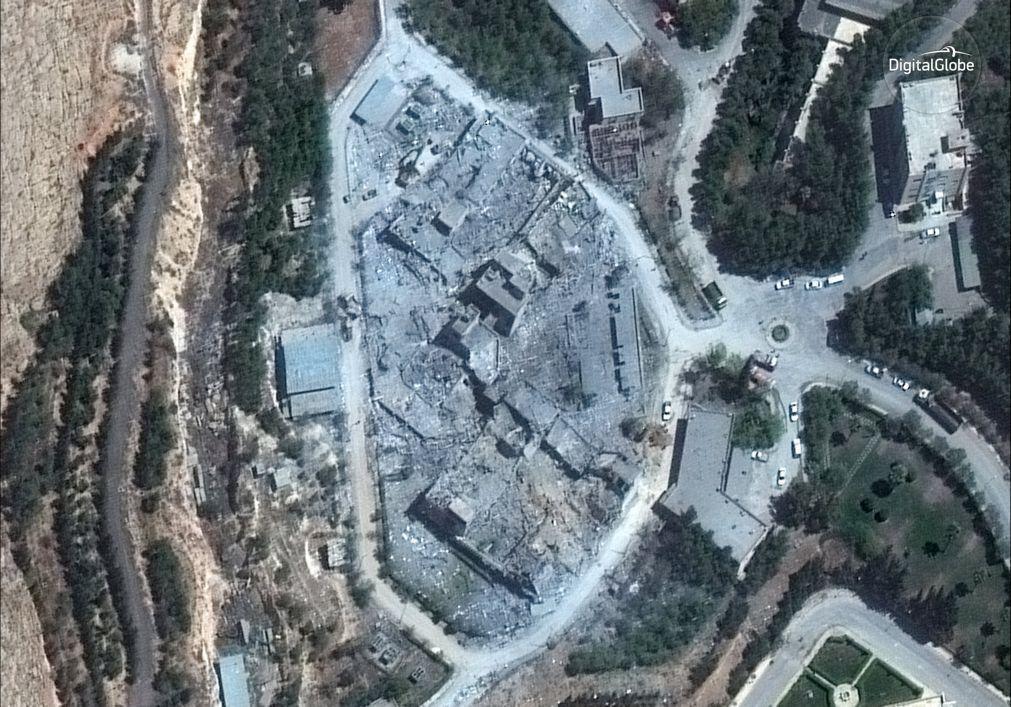 Guerra na Síria já provocou a morte de 387.000 pessoas