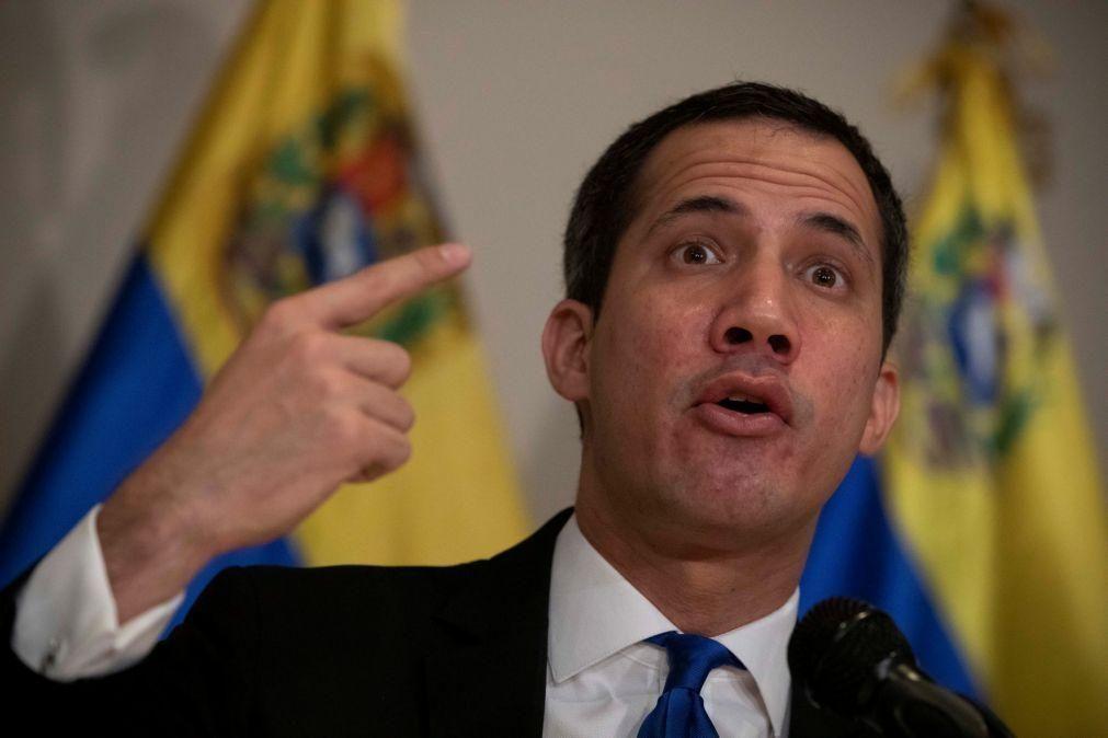 Venezuela: Guaidó rejeita oferta de diálogo de Maduro e pede reconhecimento à UE