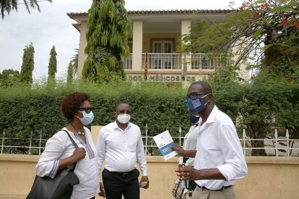Sindicato dos Médicos de Angola ameaça com greve devido a processo contra dirigente