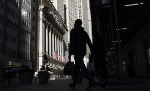 Bolsa de Nova Iorque segue mista com Dow Jones a subir 0,10%