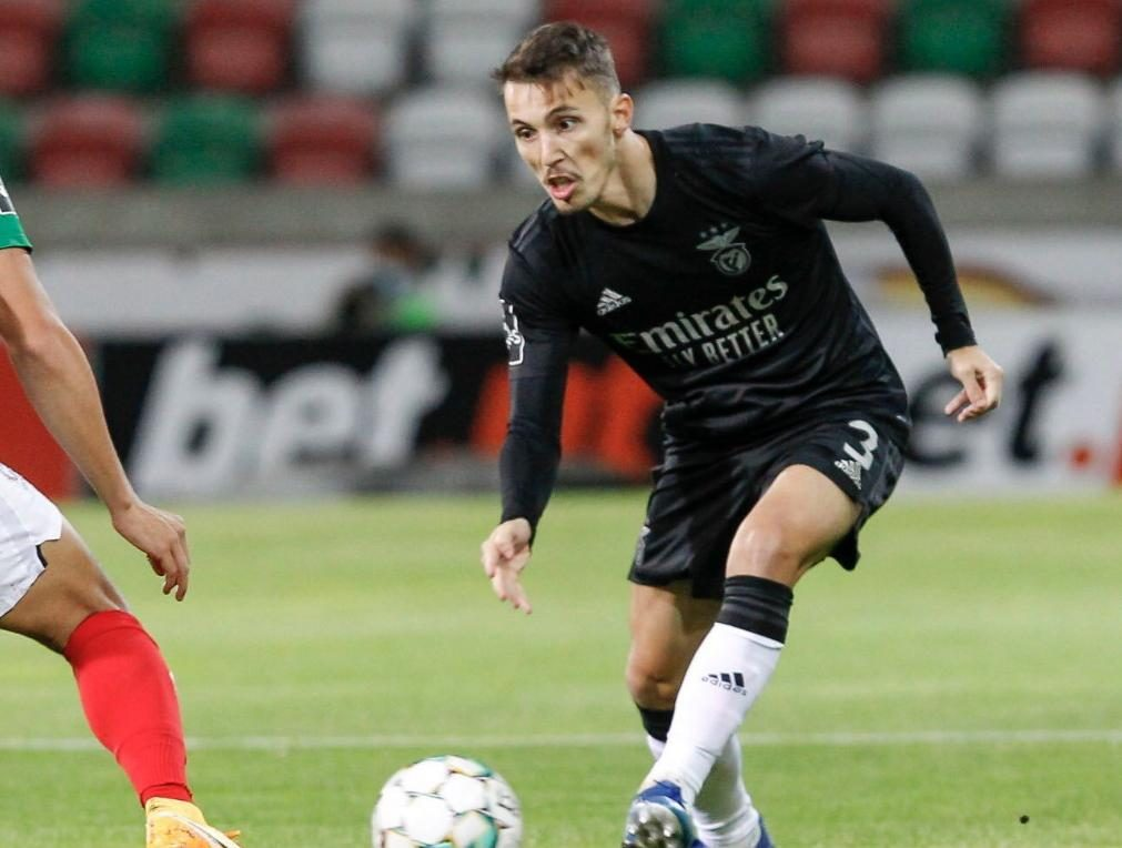 Benfica com várias novidades nos convocados para a Liga Europa