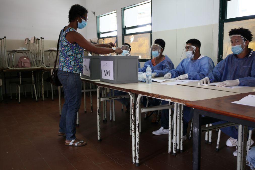 Covid-19: CNE de Cabo Verde pede quadro legal para voto de eleitores infetados ou em isolamento