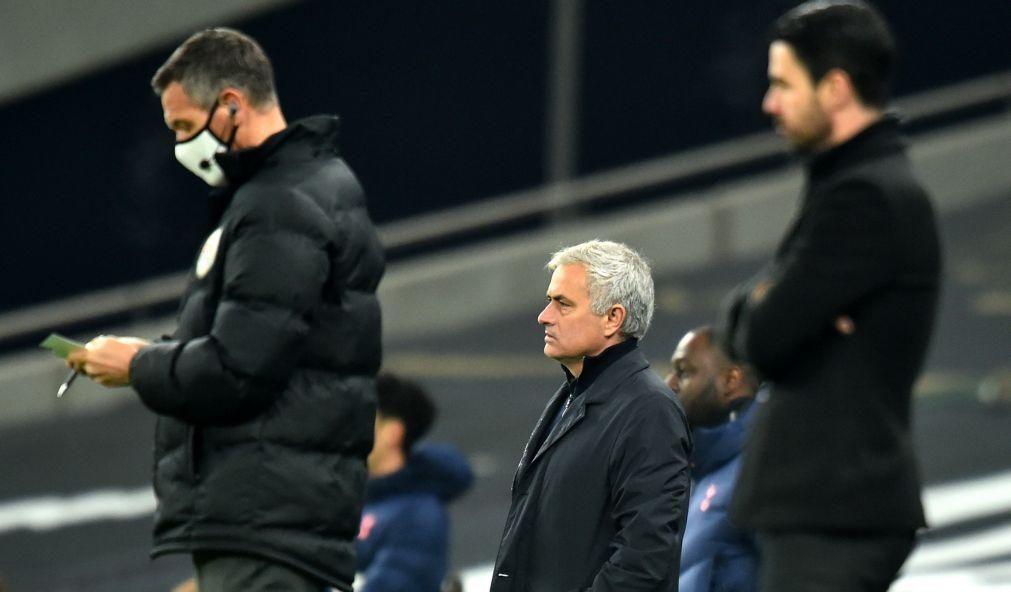 LC: Mourinho considera