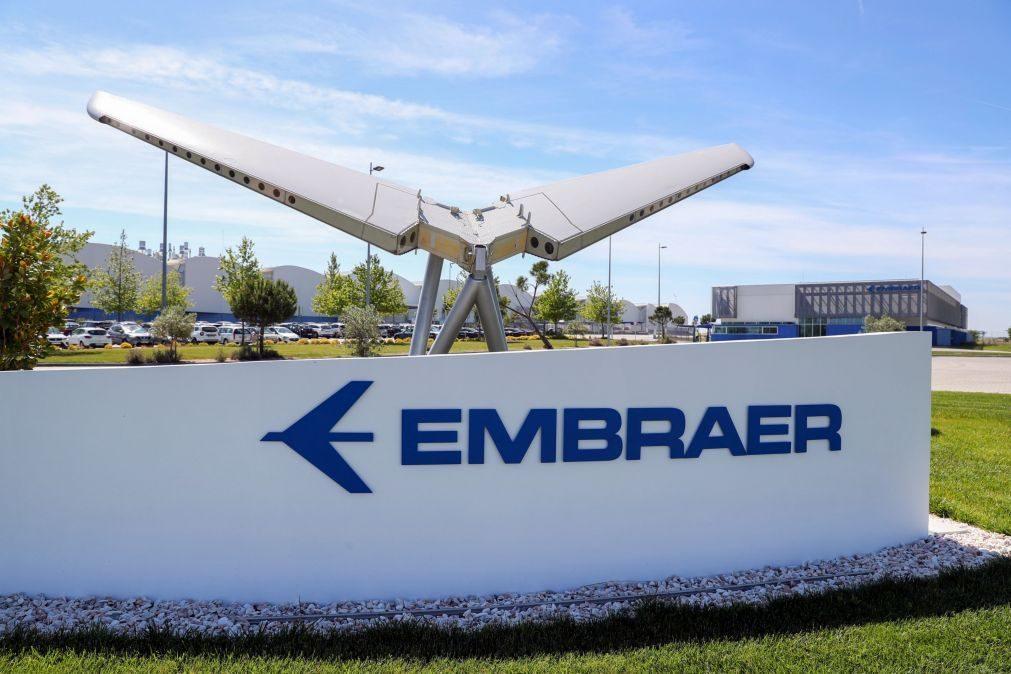 Embraer anuncia restabelecimento de sistemas internos após ataque informático